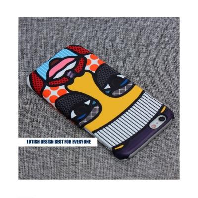James Facebook Design Matte 3D Mobile Cases Kobe Paul Anthony