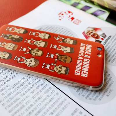 Arsenal Özil Henry mobile phone case