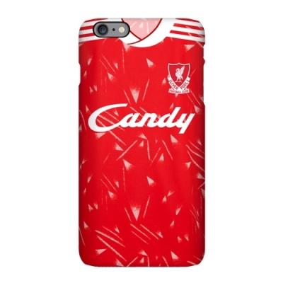 1990 Liverpool retro jersey matte phone case