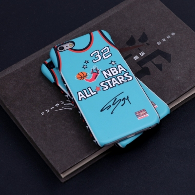 95-year All-Star Jordan jersey iphone7 8 XSMAX XR 6 6s plus phone case