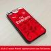 2016-17 season Arsenal home jersey signature phone case Özil Sanchez