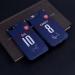 18-19 season Arsenal jersey mobile phone cases case Özil Zaka