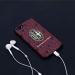 AC Milan hollow team badge scrub phone case Kaka Bonucci Inzaghi
