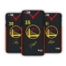 Golden State Warrior Chinese Style  jersey mobile phone case Curry Durant Thompson