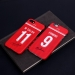 Liverpool home jerseys in the 18-19 season, matte phone cases  Salah
