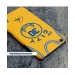 Golden State Warrior the city yellow jersey 3D matte phone case Curry