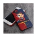 Messi Neymar Illustrator Scrub 3D Mobile Cases