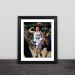 White Chocolate Williams Classic Solid Wood Decorative Photo Frame Photo Wall