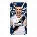 Big Ibrahimovic hook figure scrub phone case
