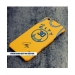 Golden State Warrior the city yellow jersey 3D matte phone case