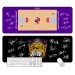 Liaoning men's basketball team championship team signature large mouse pad office keyboard pad table mat gift