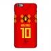 2018 World Cup Belgium home jersey phone case