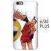 China Women's Volleyball Team Blue Team Uniform Phone Case