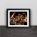 LeBron James Cavalier Champion Solid Wood Decorative Photo Frame Photo Wall