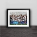 AC Milan 2007 Champions League Family Portrait Wood Decoration Photo Frame