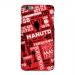 Red Devils classic theme matte phone case Ibrahimoba Beckham