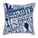 C Ronaldo Golden Jubilee Memorial Royal Madrid Sofa Cotton Pillow Car Pillow