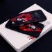 Red Devil Thigh Sanchez joined the matte phone case