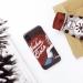 Brand Scrub Retro Cola Silicone Phone Case