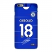 18-19 Chelsea Azar Giroud Loba iphone case