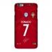 Portugal national team jersey matte phone case Real Madrid C Ronaldo