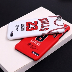 Chicago Bulls Jersey Frosted Phone Case