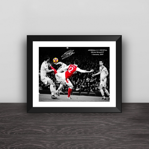 Arsena Giroud scorpion tail pendulum classic moment photo frame