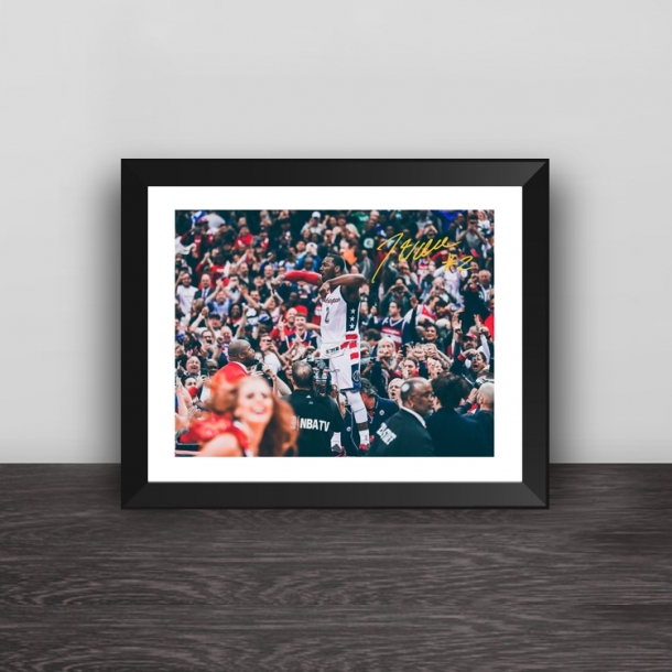 wizards Wall celebration classic moment photo frame
