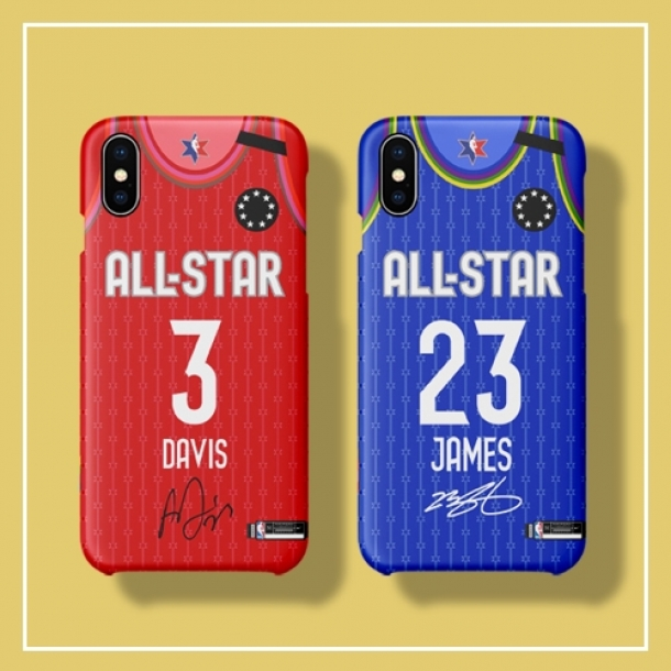 2020 Davis James jersey phone case