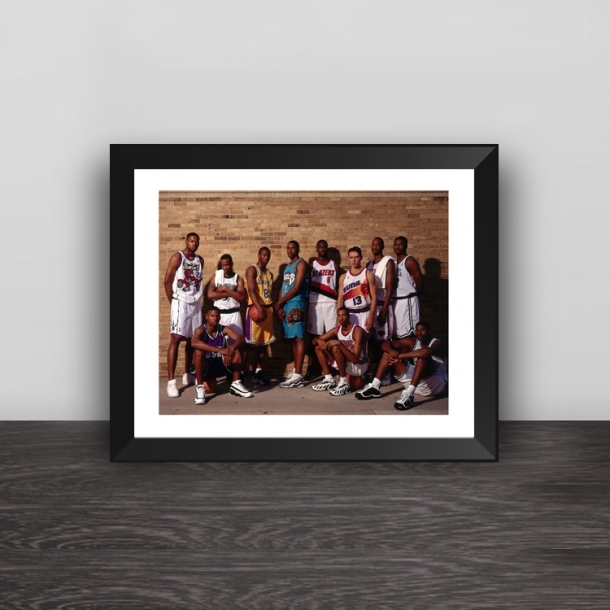 Kobe Ray Allen photo frame