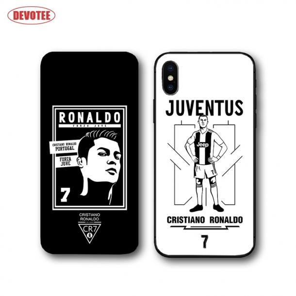 Real MadridRonaldo & Juve mobile phone case
