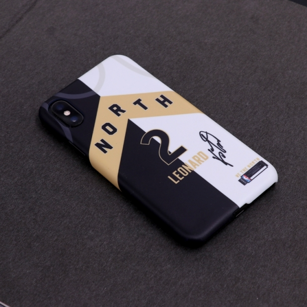 Toronto Raptor Leonard jersey phone case
