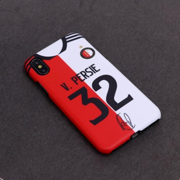 Feyenoord Robin van Persie home field jersey phone case