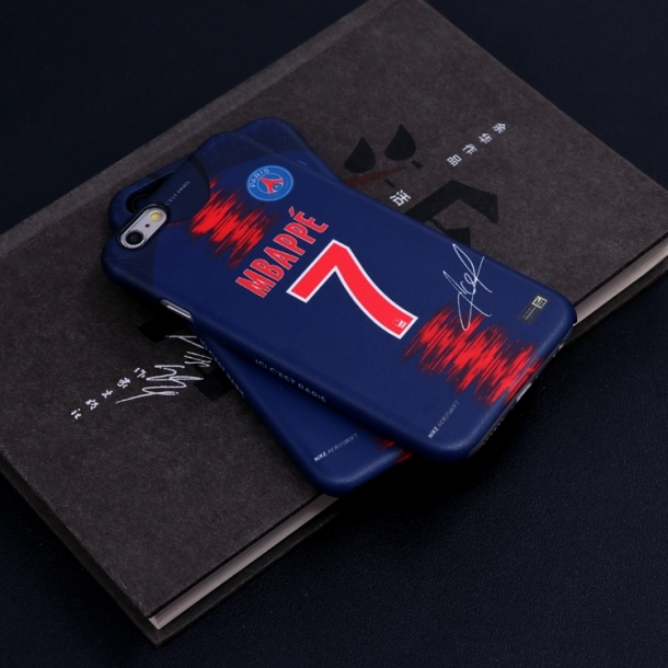 201819 Paris Saint-Germain home jersey phone case
