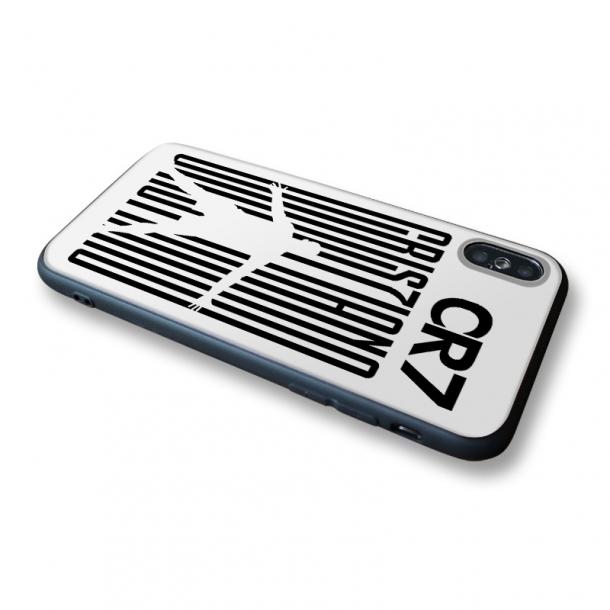 Juventus C Ronaldo Mobile phone case Scrub Silicone Soft cases