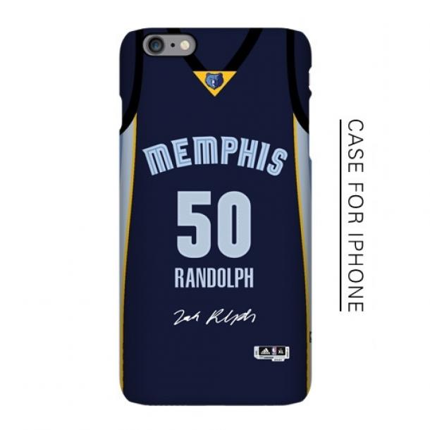 Zachlandov Memphis Grizzlies jerseys matte phone case