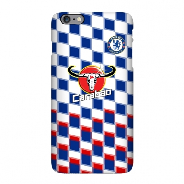 Chelsea training jerseys matte phone case
