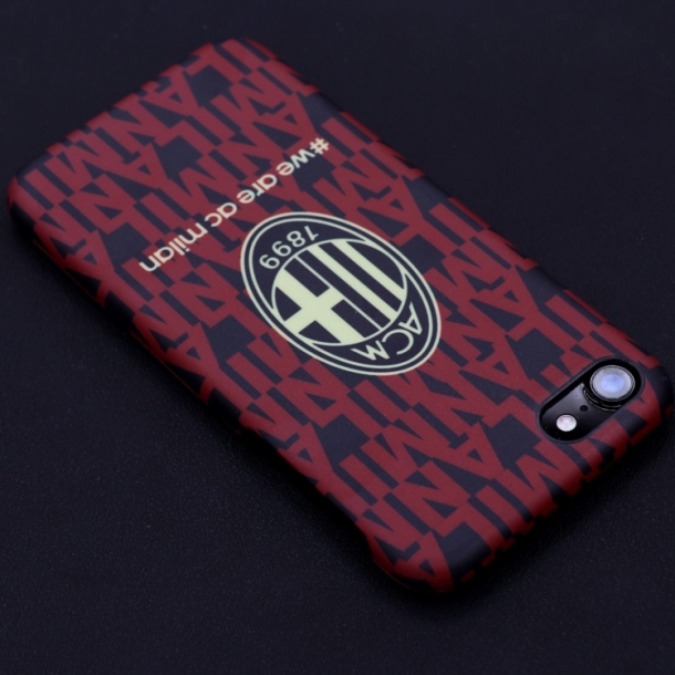 AC Milan short-selling team logo scrub phone case