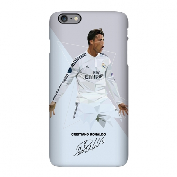 Real Madrid player illustration frosted mobile phone case C Robel Zidane Ramos