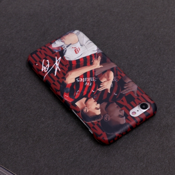 AC Milan Piyantec Art Illustrator phone case