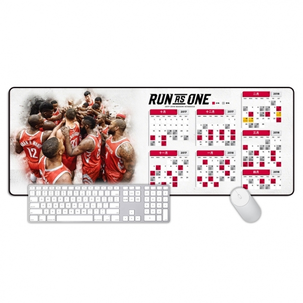 James Harden's horrible bearded large mouse pad Office keyboard pad table mat