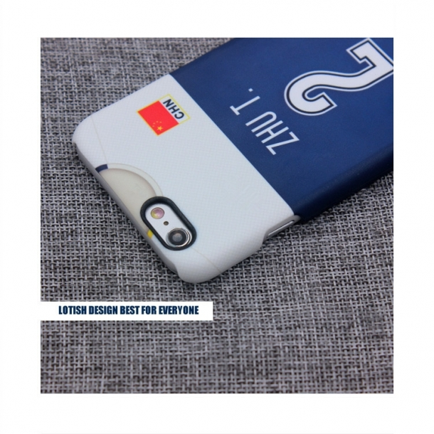 China Women's Volleyball Team Blue Team Uniform Phone Case