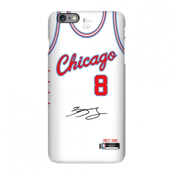 Chicago Bull City Scrub Mobile Phone Case