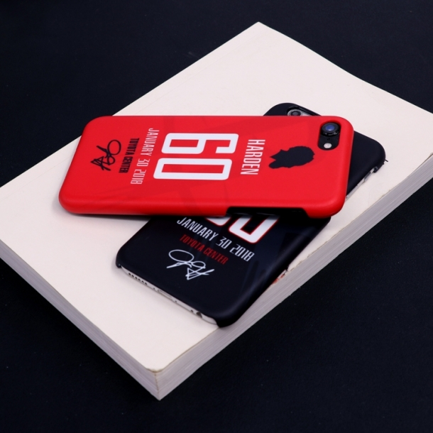 James Harden 60 points commemorative frosted phone case