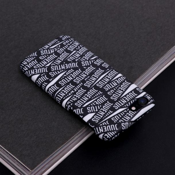 Juventus banner style matte mobile phone case