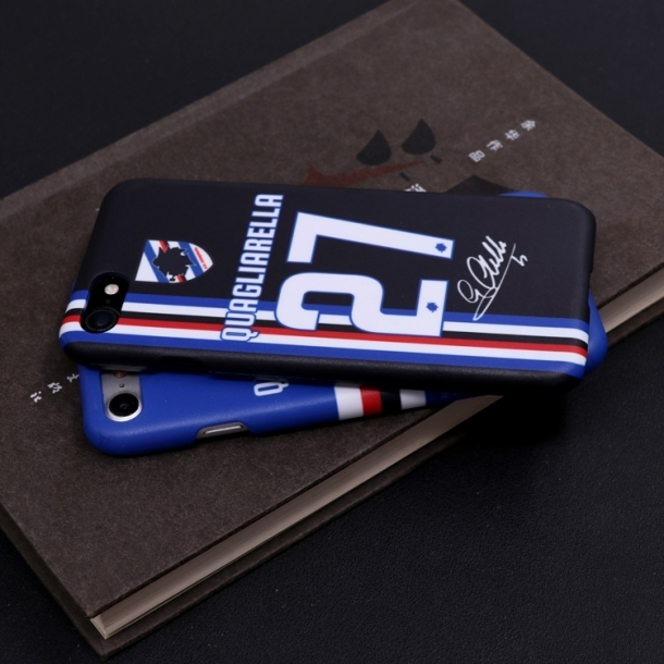 Sampdoria jersey scrub phone case