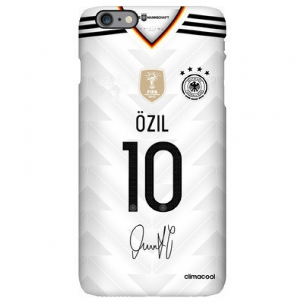 2016-17 German team jersey mobile phone cases Özil