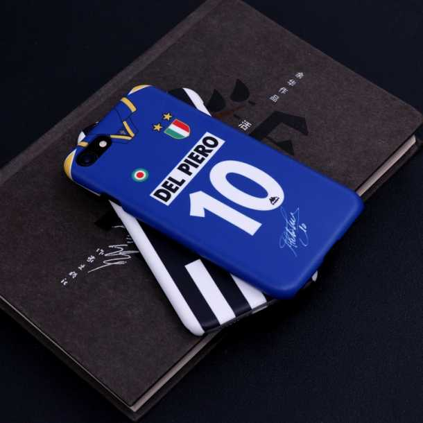 95-96 season Juventus retro jersey iphone7 8 X 6s plus phone cases