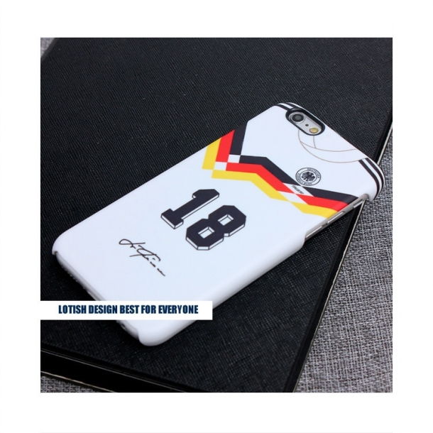 1990 German retro jersey phone case