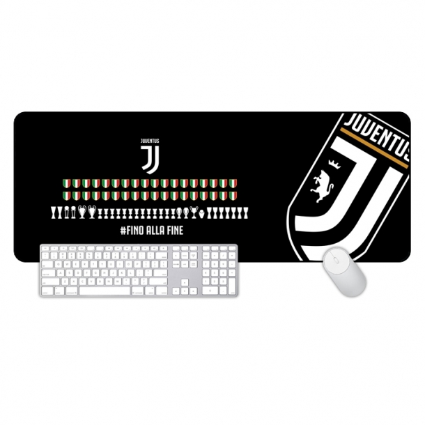 Juventus honors oversized mouse pad Office keyboard pad mat gift